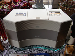 Acoustic Wave Music System II外観