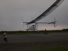 名古屋大学Aircraftの飛行