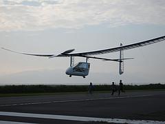名古屋大学Aircraftのフライト